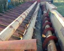 Girasolero Maizco 12 Surcos Bandejas De 35 Cm - Muy Poco Uso