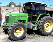 Tractor Jhon Deere 6600
