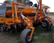 Sembradora Agrometal Mx De 23 Lineas A 21 Cm