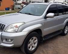 Toyota Land Cruiser Prado 2007,diesel, Automatica