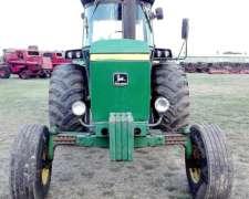 Tractor John Deere 4930 - año 1980