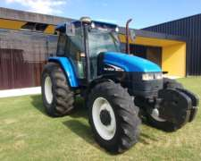 Tractor New Holland TS120 3 Puntos