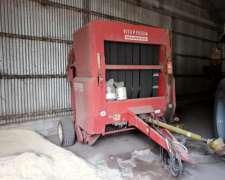 Arrolladora Mainero 5880, año 2010 con Monitor.