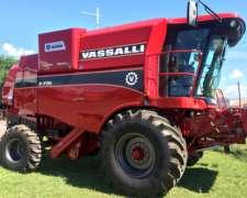 Cosechadora Vassalli V760 Disponible