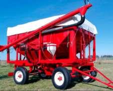 Acoplado Semilla y Fertilizante Ombu 11 M3 Nuevo