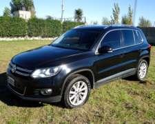 Kilometros Reales.volkswagen Tiguan Premium 4X4 Aut. 2013