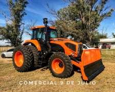 Tractor Agricola Zanello Doble Traccion - YTO 4210 4X4