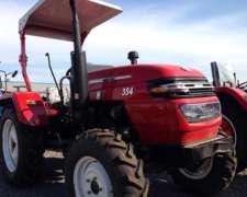 Tractor Agricola Y Parquero - Motor Diesel 30hp - 4x4