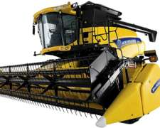 Cosecharora CR 8.90 - New Holland