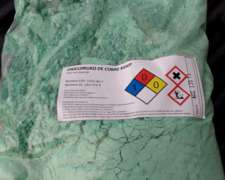 Oxi-cloruro de Cobre al 84%