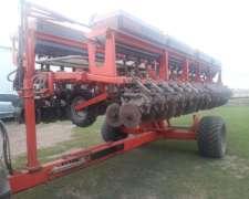 Sembradora 16 X 42 Mecanica Doble Fertilizacion Malasia