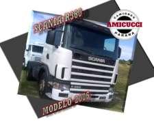 Vendo Scania R 360 2006