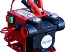 Electrobomba 12v P/ Diesel y Agua Vulcano