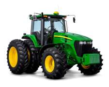 Tracor 7215j - 215 HP - John Deere
