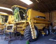 Cosechadora New Holland TC59 Doble Tracción