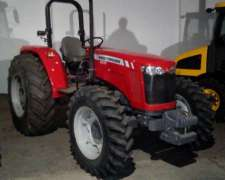 Tractor Massey Ferguson 2640 de 85 HP Doble Traccion