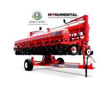 Sembradora Autotrailer Monumental 18 A 42cm