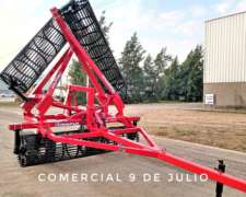 Rolo Desterronador Hidráulico Acepla 4,5/9,5 Mts