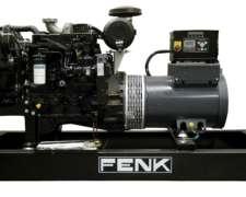 Grupos Electrógenos Diesel Estacionarios Fenk 30 A 2000 Kva