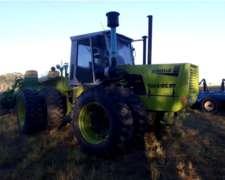 Tractor Zanello 540 C y Equipo Completo