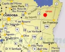 187 Has, Mixto, 200 Kms Al Este De Cordoba