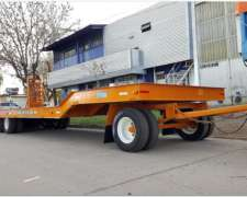 Acoplado Carreton Para 15 Tn. (ca1004)
