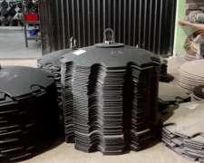 Discos de Rastra Dentado 24 X 5 MM Cementado Ingersoll