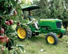 Tractor John Deere Nuevo 5065e de 65hp por Plan de Ahorro