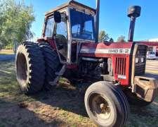 Massey Ferguson 1340 año 1995 HP140 Rodado 18.4x34dual, TRA