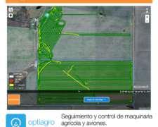 Trackeo y Control de Maquinaria Agrícola