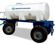 Acoplado Tanque 5000 a 8000 L. - Bertotto Boglione