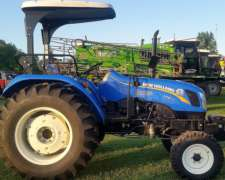 Tractor New Holland T T 4.75 2 W D 0 km