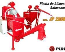 Moledora Mezcladora Horiz. de Cereales Pirro Modelo JP 2000
