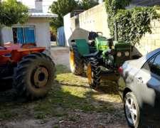 Tractor Zetor Jhondeer 80 Hp Tres Puntos Toma Hidraulica
