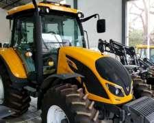 Tractor Valtra A134h Cabina Orig. 4X4 139 HP