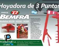 Hoyadora Bemfra H 150