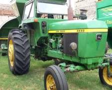 Tractor John Deere 3530 Impecable