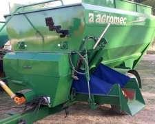 Mixer Agromec MD 95 con Balanza