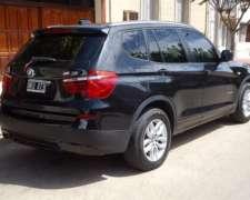 Oport. Unica con Solo 67.964 Km.vendo BMW X3 Diesel 4X4 2013