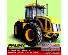 Tractor Pauny P- Track 180
