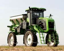 Fertilizadora Autopropulsada Metalfor F7040