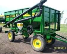 Acoplado Tolva Semilla - Fertilizante 10 TN