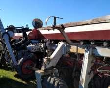 Sembradora VHB 710 de 27 a 21 con Kit Neumatico de 12 a 52