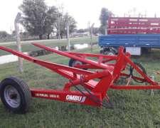 Transportador De Dos Rollos Ombu