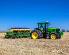 Tractor John Deere 6135j