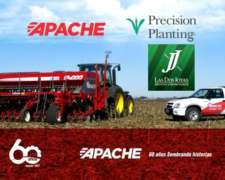 Sembradoras Apache Precision Planting - Financiación 5 Años