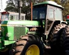 Tractor John Deere 3540 año 1988