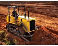 Tractor De Oruga New Holland 7d