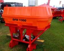 Fertilizadora Ipacol Dfd-1300, Doble Disco , para 3 Puntos