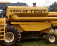 Cosechadora TC 57 - New Holland